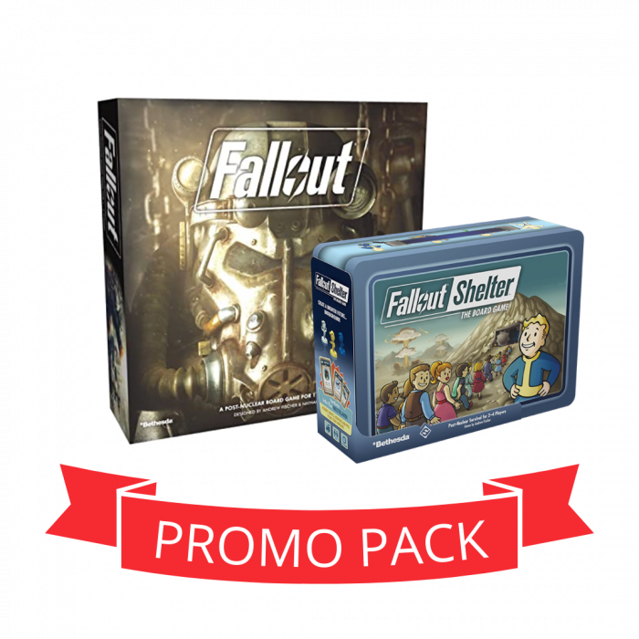 Fallout - Promo Pack 0