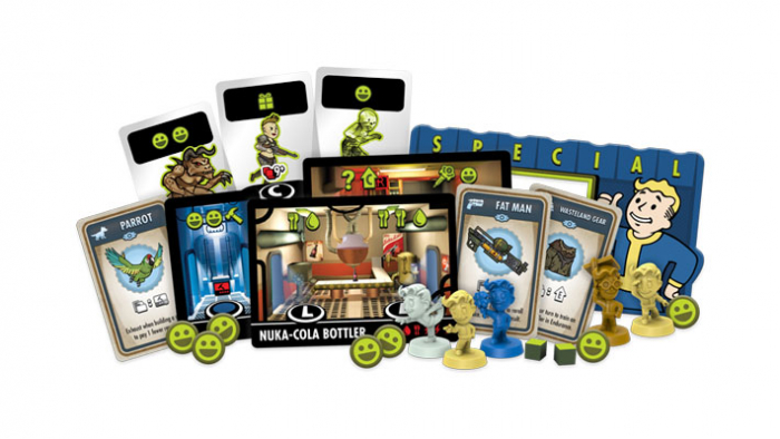 Fallout Shelter: The Board Game 1