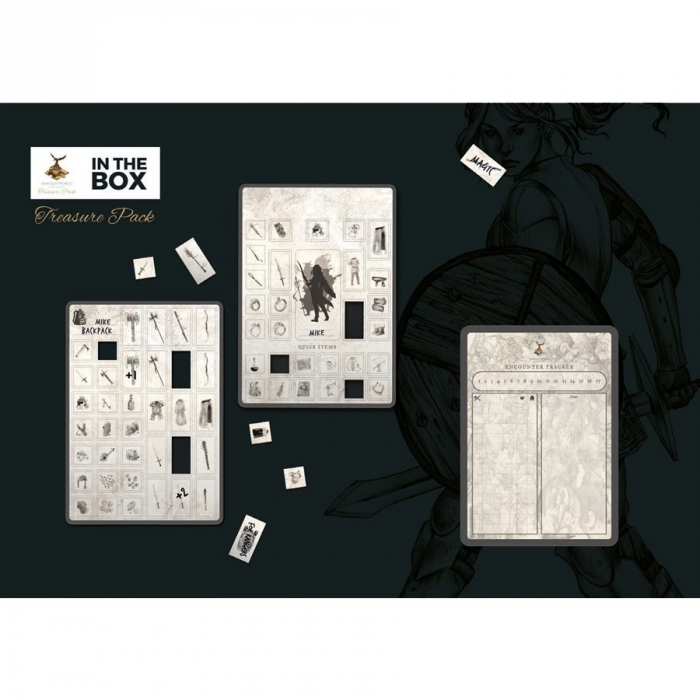 Fantasy World Creator: Treasure Pack 4