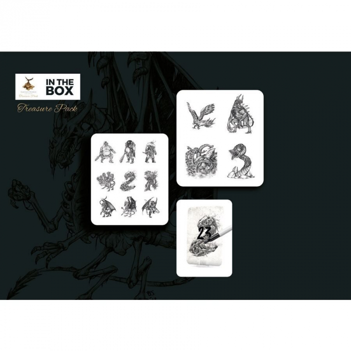 Fantasy World Creator: Treasure Pack [2]