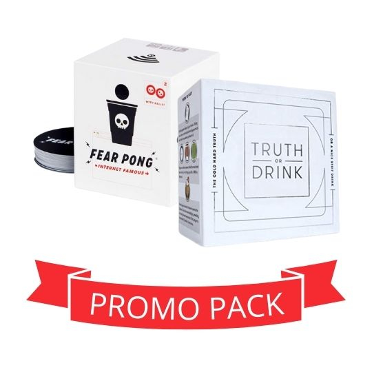 Fear Pong + Truth or Drink - Promo Pack [0]