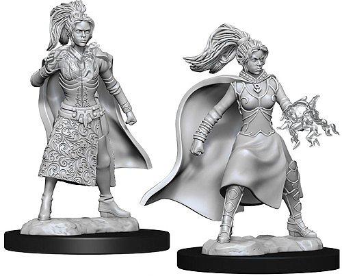 Female Human Sorcerer D&D Nolzur's Marvelous Unpainted Miniatures [0]