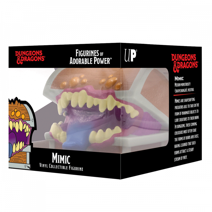 Figurines of Adorable Power: Dungeons & Dragons - Mimic 0