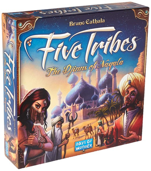 Five Tribes 0