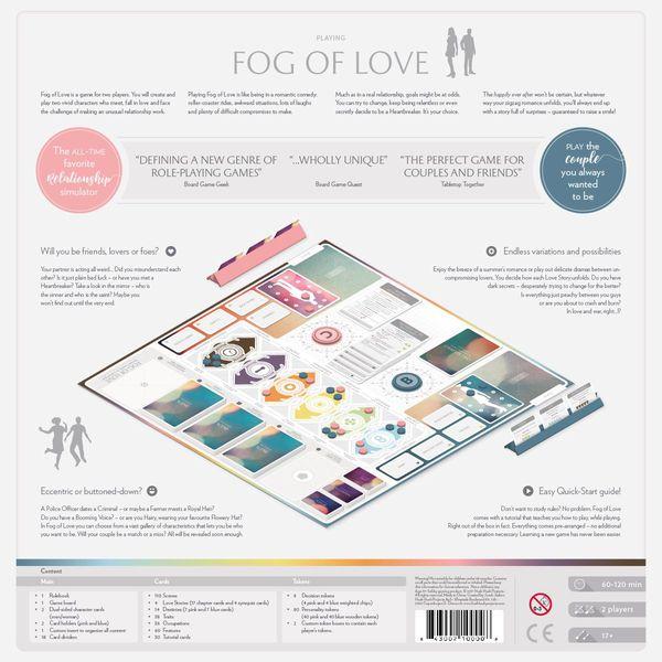 Fog of Love jocuri de societate 1