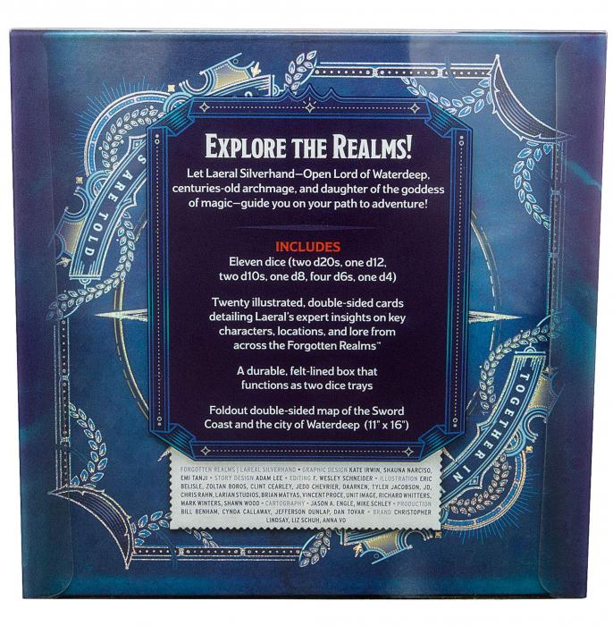Forgotten Realms: Laeral Silverhand's Explorer's Kit [1]