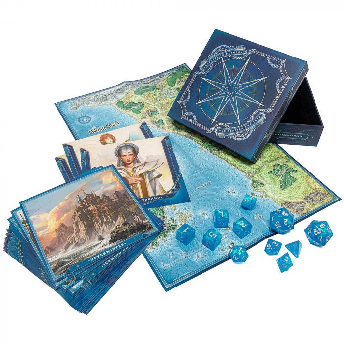 Forgotten Realms: Laeral Silverhand's Explorer's Kit [2]
