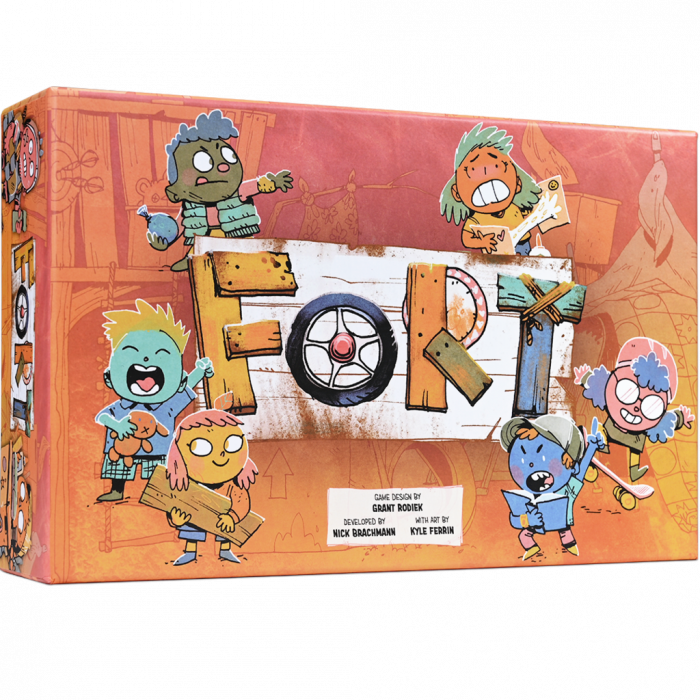 Fort - EN 0