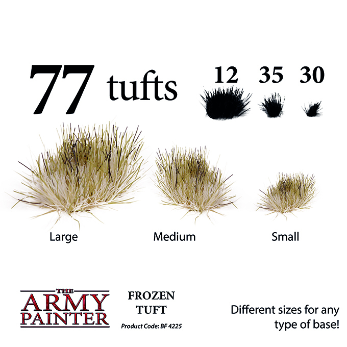 Frozen Tuft - The Army Painter 2