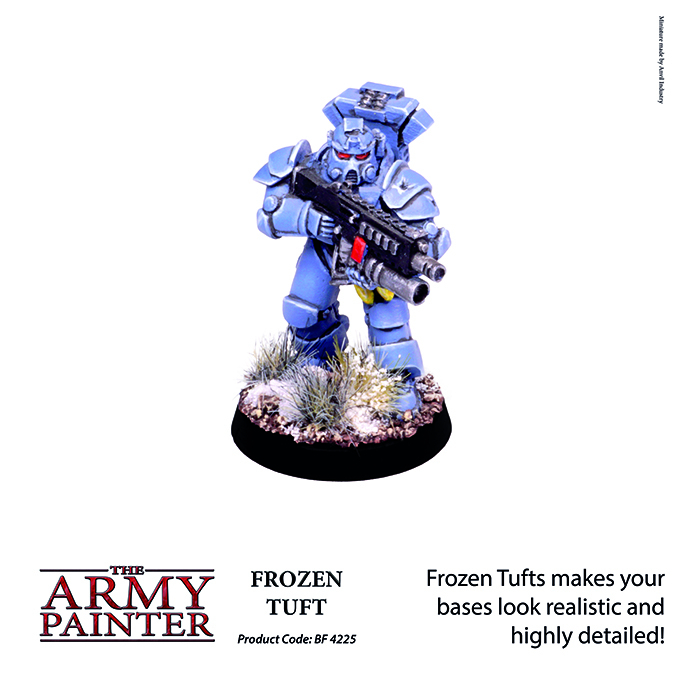 Frozen Tuft - The Army Painter 4