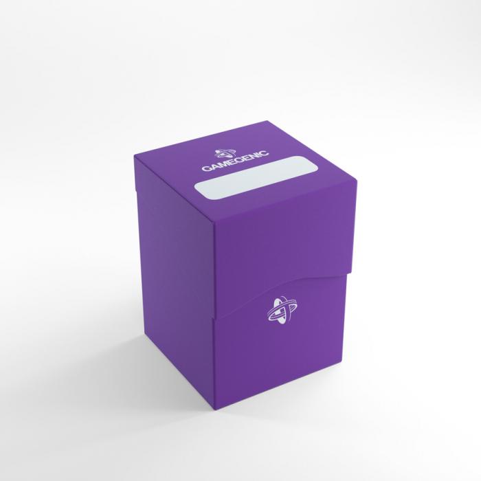 Deck Holder 100+ Purple - Gamegenic 0