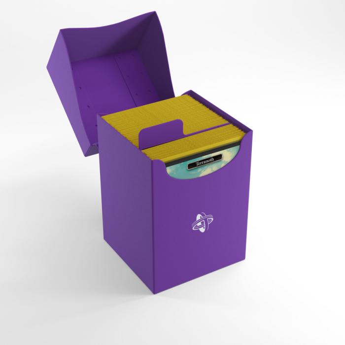 Deck Holder 100+ Purple - Gamegenic 1