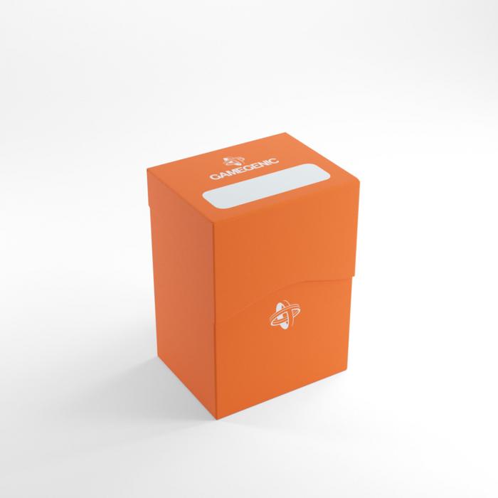 Deck Holder 80+ Orange - Gamegenic 0