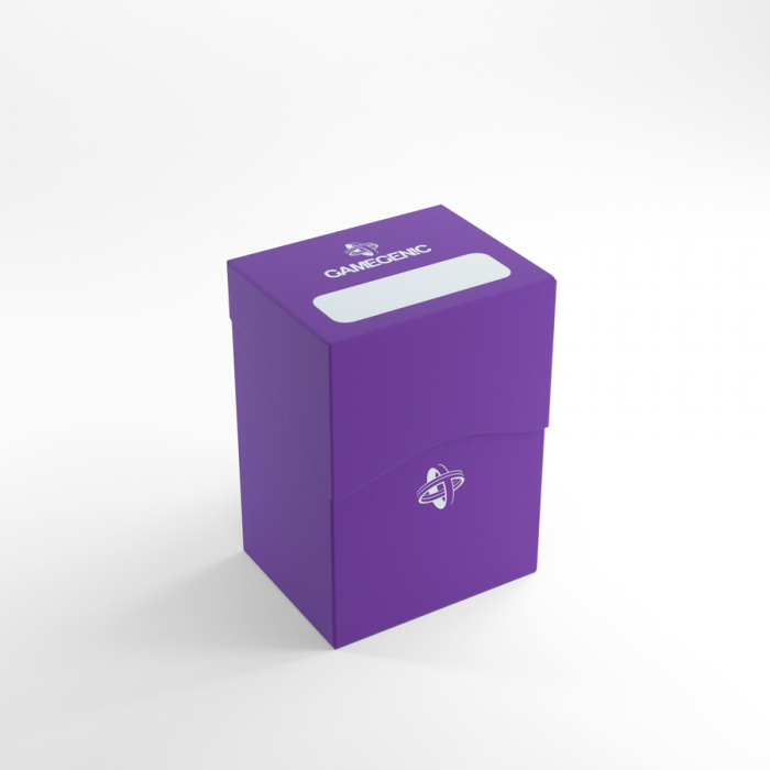 Deck Holder 80+ Purple - Gamegenic 0