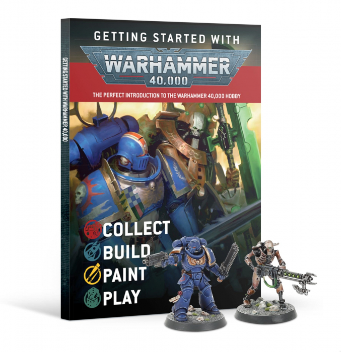 Getting Started With Warhammer 40k 0