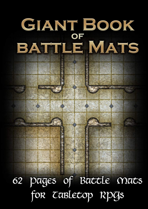 Giant Book of Battlemats 0