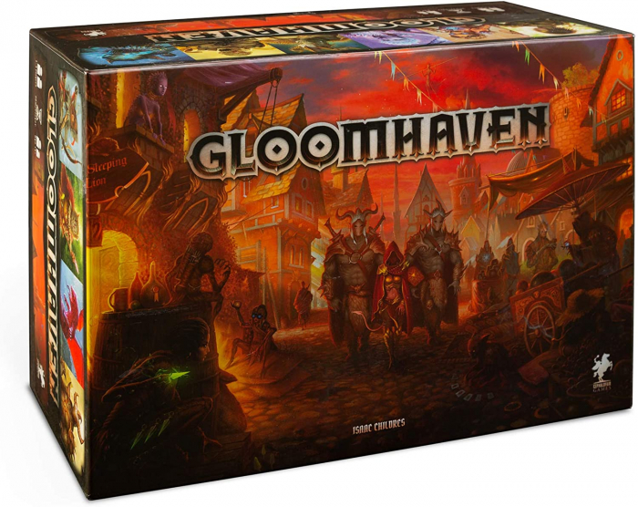 Gloomhaven: 2nd Edition 0