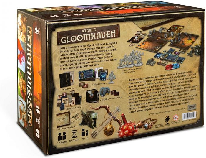 Gloomhaven: 2nd Edition 1