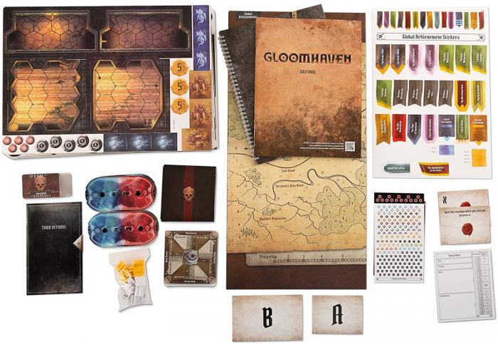 Gloomhaven: 2nd Edition 3