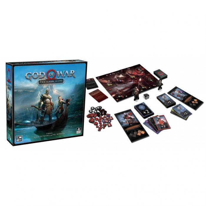 God of War: The Card Game - EN 1