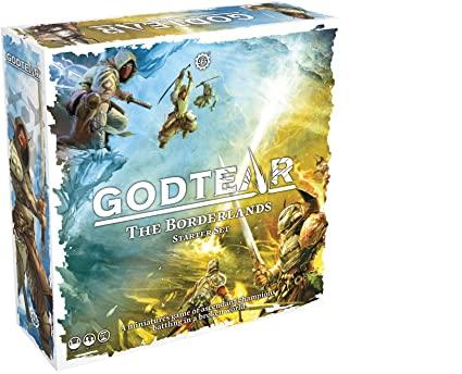 Godtear: The Borderlands Starter Set - EN 0