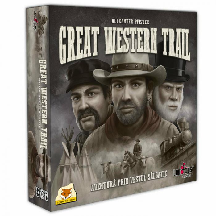 Great Western Trail RO 0