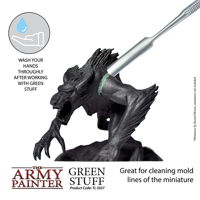 Green Stuff - The Army Painter 4