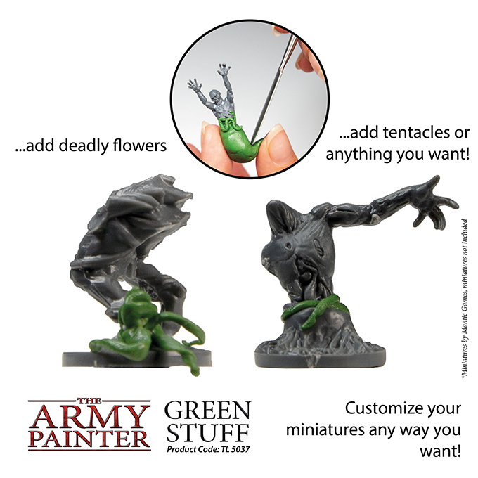 Green Stuff - The Army Painter 5