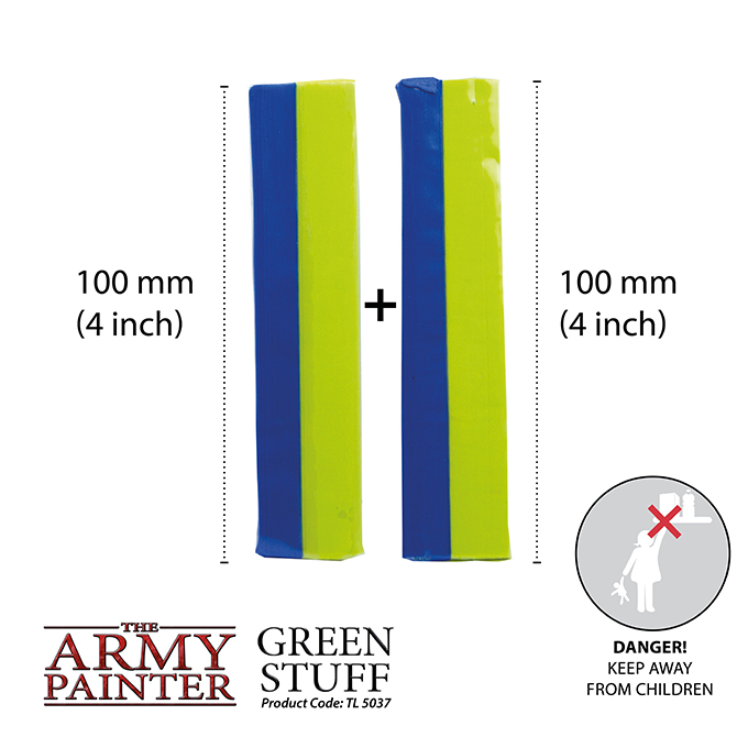 Green Stuff - The Army Painter 2