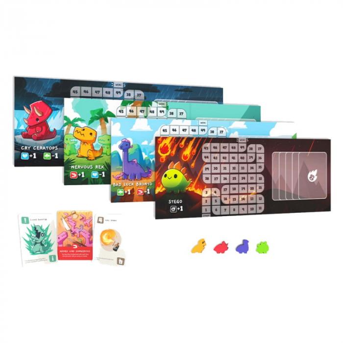 Happy Little Dinosaurs: Base Game - EN [1]