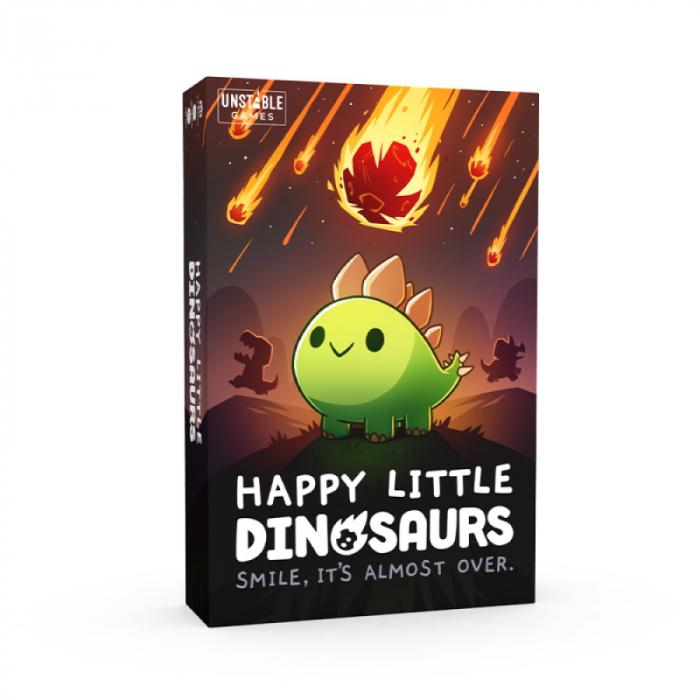 Happy Little Dinosaurs: Base Game - EN [0]