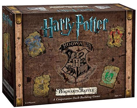 Harry Potter Hogwarts Battle: A Cooperative Deck Building Game - EN 0