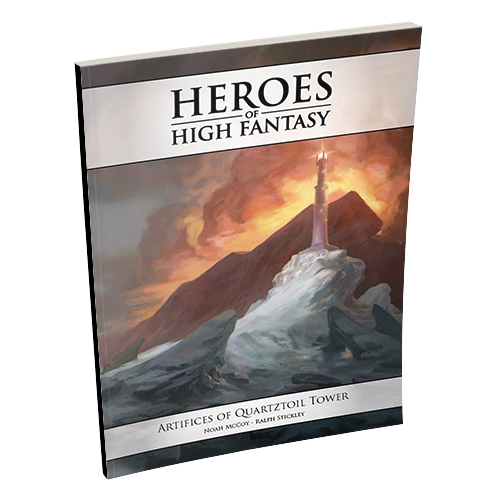 Heroes of High Fantasy: Artifices of Quartztoil Tower 0