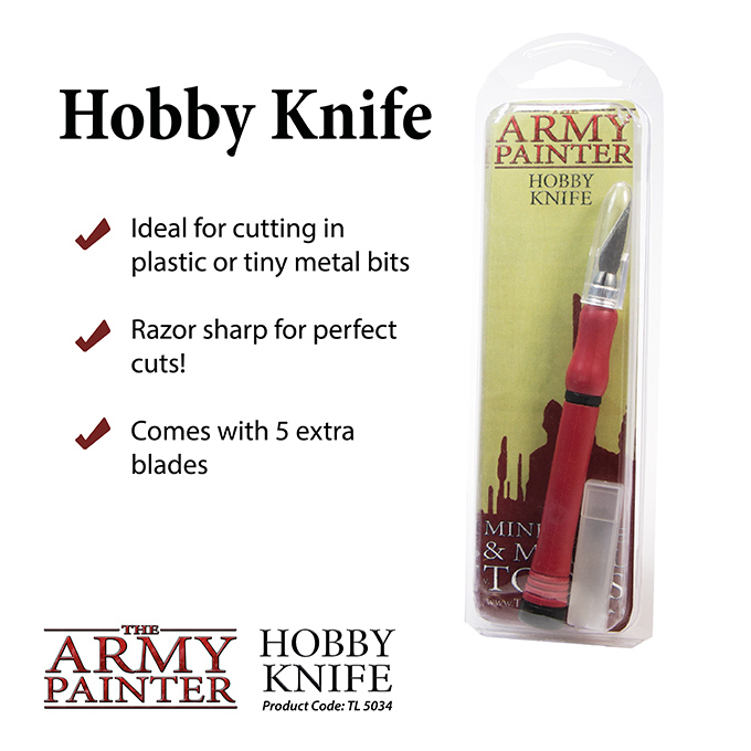 Hobby Knife - The Army Painter 1