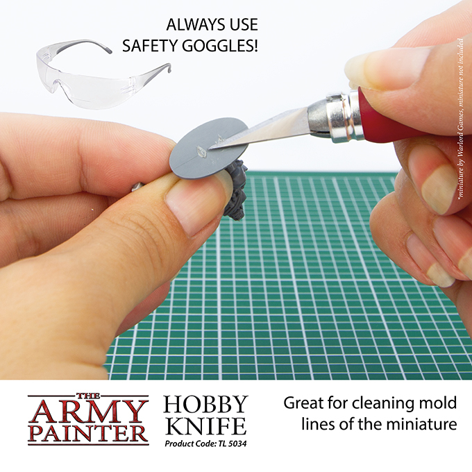 Hobby Knife - The Army Painter 3