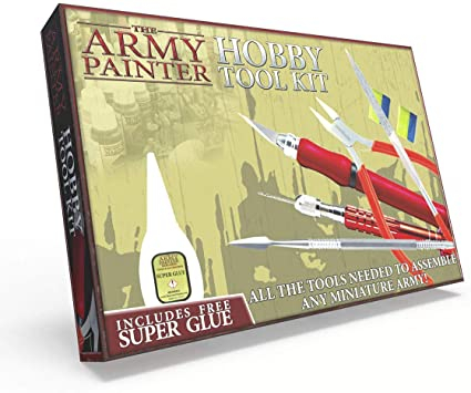 Hobby Tool Kit - The Army Painter 0