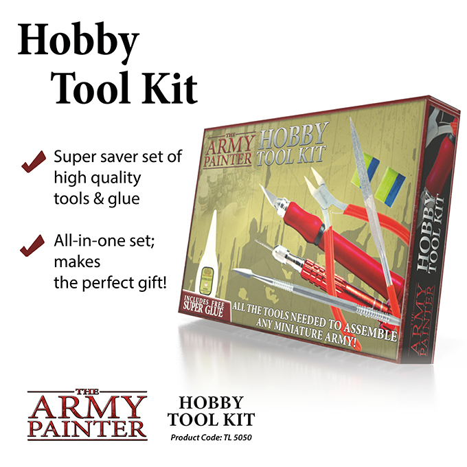 Hobby Tool Kit - The Army Painter 1