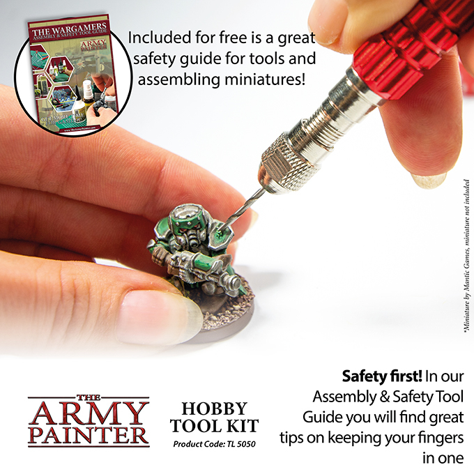 Hobby Tool Kit - The Army Painter 5