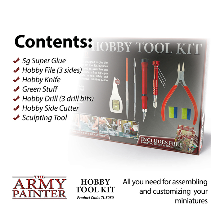 Hobby Tool Kit - The Army Painter 2