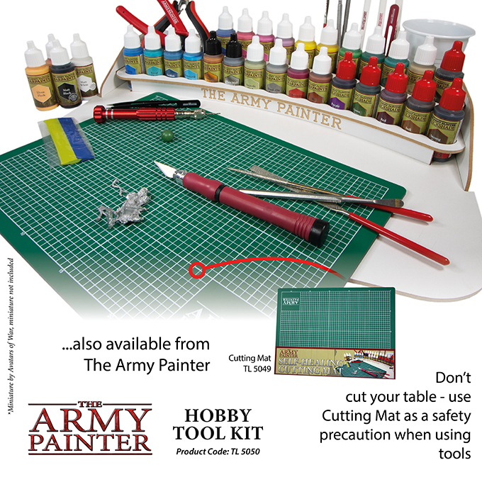 Hobby Tool Kit - The Army Painter 6