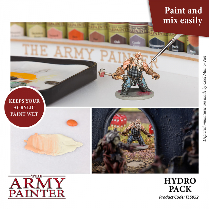 Hydro Pack for Wet Palette - The Army Painter [2]