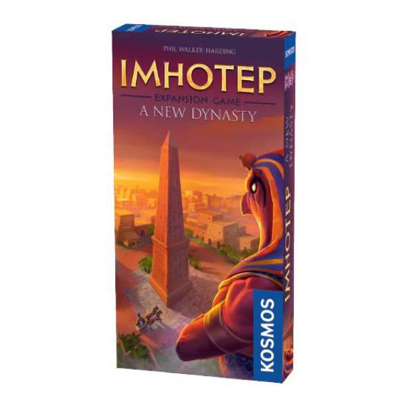 Imhotep: A New Dynasty (Extensie) - EN [0]