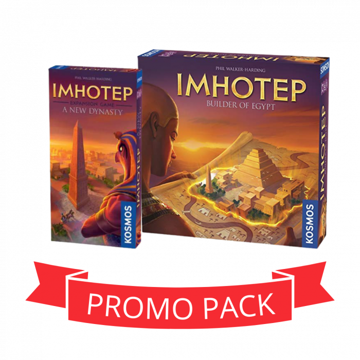 Imhotep - Promo Pack 0