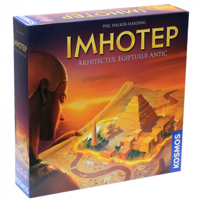 Imhotep - Promo Pack 1