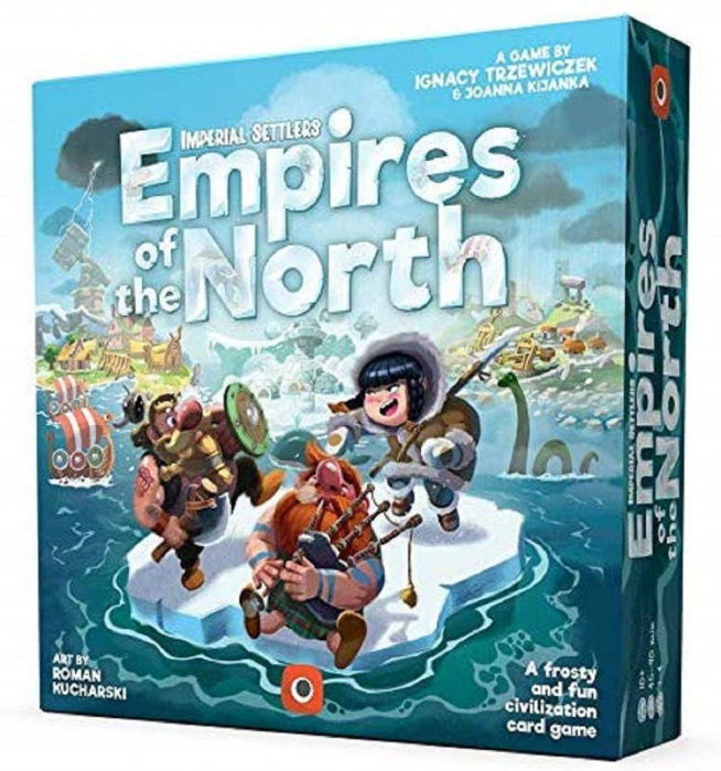 Imperial Settlers: Empires of the North 0