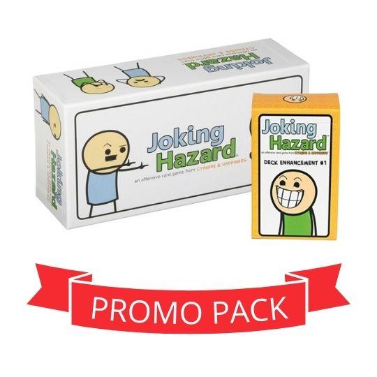 Joking Hazard - Promo Pack [0]