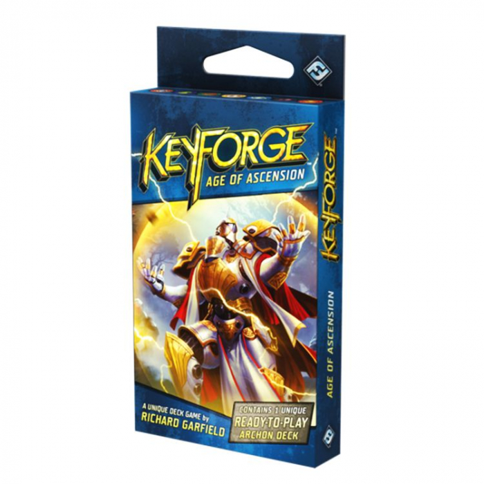 KeyForge: Age of Ascension Archon Deck 0