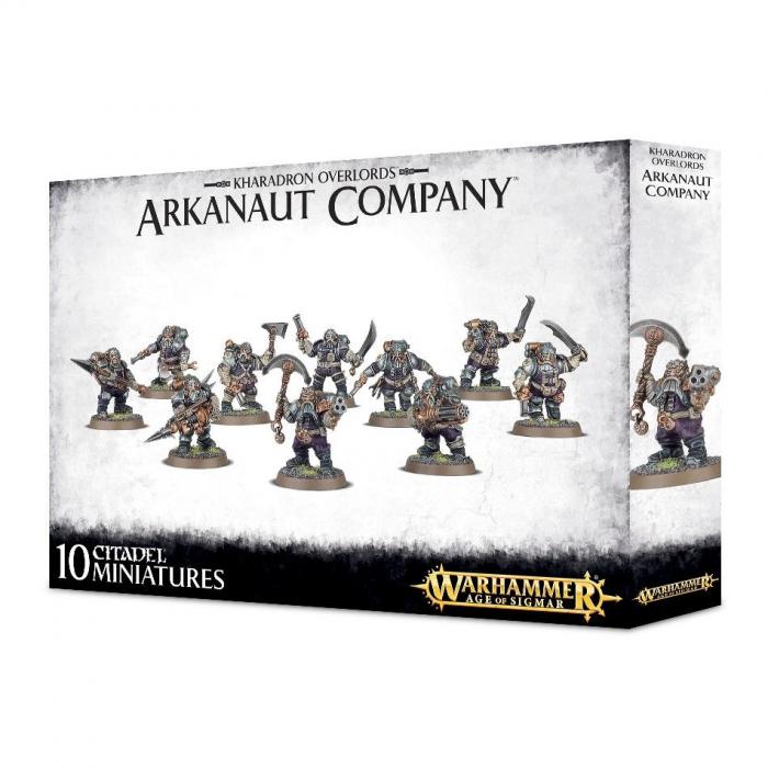 Kharadron Overlords Arkanaut Company 0