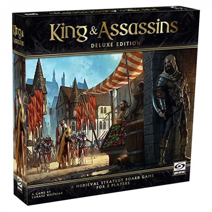 King & Assassins Deluxe Edition 0