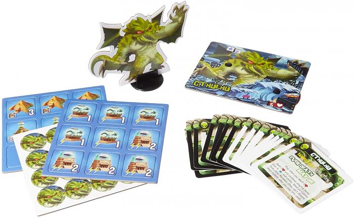 King of Tokyo: Monster Pack - Cthulhu (Extensie) - EN 1